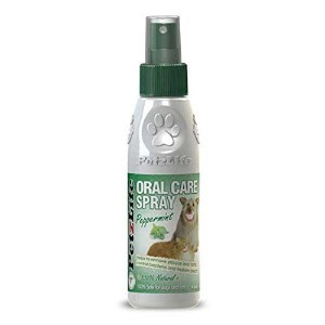 [Direct from USA] PetzLife Peppermint Oral Care Spray