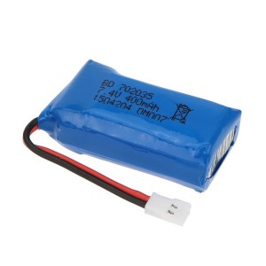 RC Part Upgraded 7.4V 400mAh 30C Lipo Battery for DM007 RC Quadcopter