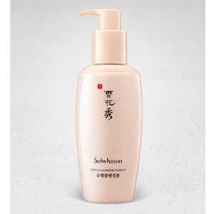 [Sulwhasoo] アモーレパシフィック] 雪花秀順行クレンジングフォーム Gentle Cleansing Foam Ex 200ml