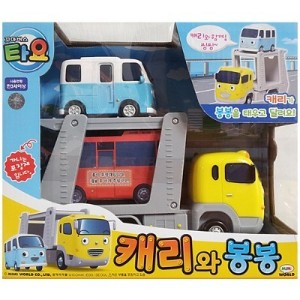 Little Bus TAYO Series Carry and BongBong Car Toy Tayo [Free Shipping]