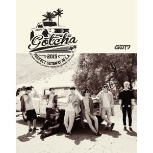 GOT7 - Gotcha Perfect Get Away In L.A. (2nd Photo Book) [Photo Book + Postcard]