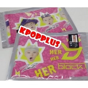 BLOCK B - Goods : BBC Slogan Towel (1000 x 200 mm) [STG]