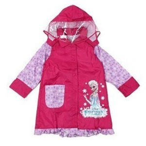 ★アナと雪の女王★レインコート The frozen rain coat / The frozen raincoat