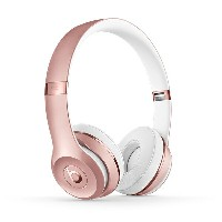 Beats by Dr.Dre(ビーツ) Beats Solo3 Wireless ローズゴールド 【BT SOLO3 WL ROSE GLD(MNET2PA/A)】ワイヤレスオンイヤーヘッドフォン...