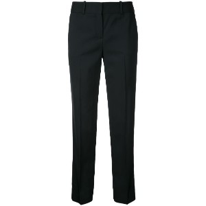 Ermanno Scervino - cropped trousers - women - スパンデックス/ビスコース - 42