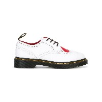 Dr. Martens - Joyce heart brogues - women - レザー/ポリウレタン/rubber - 38