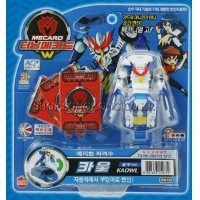 [Sonokong] Turning mecard robot / kaowl blue