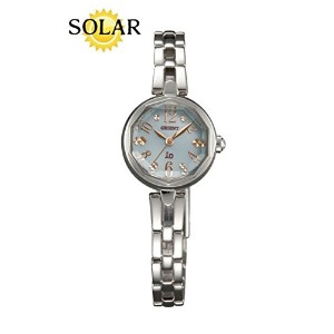 [オリエント] ORIENT 腕時計 iO Ladies Sweet Jewelry Solar Quartz SWD08001F0 《逆輸入品》