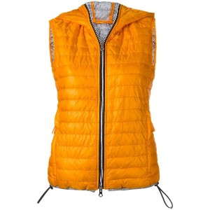 Duvetica - 'Filira' down vest - women - コットン/ポリアミド - 46