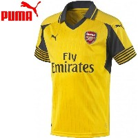 ○16FH PUMA(プーマ) AFC Kids Away Replica Shirt 749721-03 ジュニア