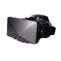 3D VRゴーグル VRヘッドセット 4.5-5.7インチ スマホ用 2016 Virtual Reality 3D VR Glasses Fit for iOS, Android phones...