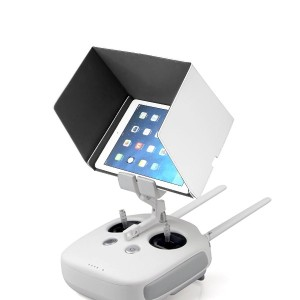 Neewer 9.8インチ モニターサンシェードフード DJI Inspire 1と Phantom 3 Advanced/Professional、iPad Air 2、iPad Mini 4/3...