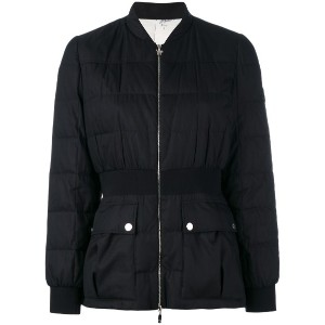 Moncler Gamme Rouge - Sonora puffer jacket - women - シルク/コットン/ポリアミド - 2