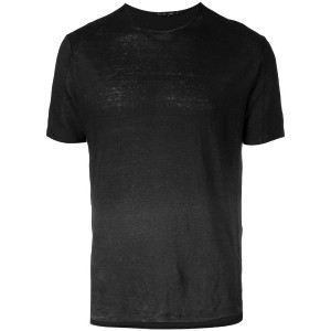 Transit - ombre T-shirt - men - リネン - L