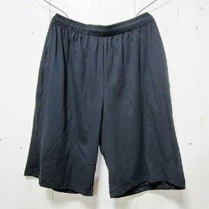 erick hunter エリックハンター [work jam shorts][jersey knit][black]