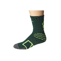 ナイキ メンズ 靴下 アンダーウェア Elite Baseball Crew Sock Gorge Green/Flash Lime