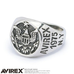 AVIREX 公式通販 |ミリタリーリングMILITARY RING【送料無料】