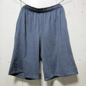 erick hunter エリックハンター [work jam shorts][jersey knit][charcoal]