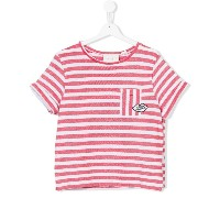 Une Fille - Teen striped T-shirt - kids - コットン - 16 yrs