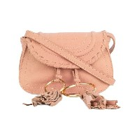 See By Chloé - タッセル装飾 斜めがけバッグ S - women - レザー - ワンサイズ