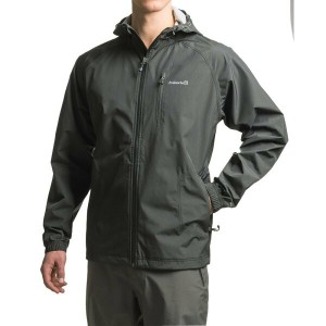 アバンチウェア Avalanche Wear メンズ アウター レインコート【Sentinel Hooded Rain Jacket - Waterproof】Black
