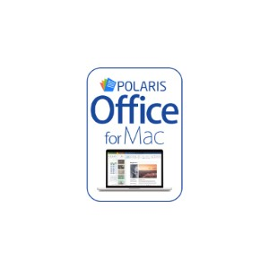 Polaris Office for Mac ダウンロード版