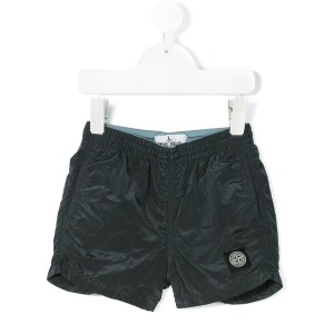 Stone Island Junior - B0213 swim shorts - kids - ナイロン/ポリアミド - 10歳