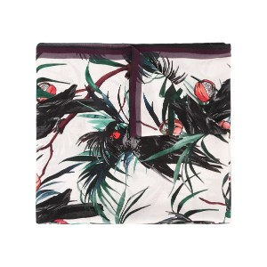 Ps By Paul Smith - tropical print scarf - men - ビスコース - ワンサイズ