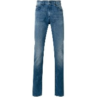 Boss Hugo Boss - light-wash jeans - men - コットン/ポリエステル - 32