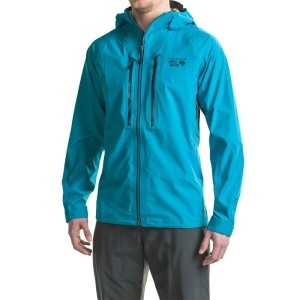 マウンテンハードウェア Mountain Hardwear メンズ アウター レインコート【Seraction Dry.Q Elite Jacket - Waterproof】Dark Compass