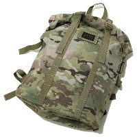 MIS(エムアイエス)ROLL UP BACKPACK Multicam ロールアップバックパック