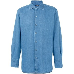 Tom Ford - buttoned shirt - men - コットン - 39