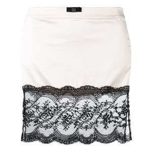 Maison Close - Hotel Diva skirt - women - ナイロン - S