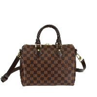 LOUIS VUITTON ルイヴィトン N41368 ダミエ スピーディ・バンドリエール25