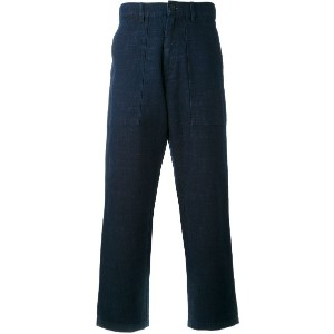 Edwin - tailored pants - men - コットン - XL