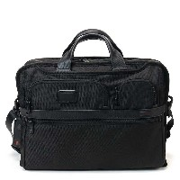 トゥミ TUMI 26114D2 ALPHA2 Business Compact Large Screen Computer Brief ブリーフケース Black ブラック 予約商品6/28頃出荷