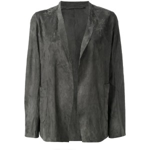 Salvatore Santoro - open-front jacket - women - レザー - 42