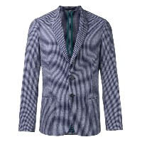Paul Smith - checked blazer - men - コットン - 50