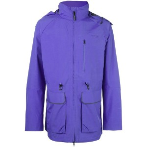 The North Face - zipped hooded jacket - men - ポリアミド/スパンデックス/polyester - S
