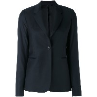 Paul Smith - single button blazer - women - キュプロ/ウール - 40