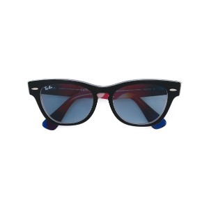 Ray-Ban - 'Laramie' special series sunglasses - women - アセテート - 52