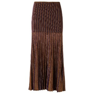 Gig - ribbed knit skirt - women - Polyimide - P