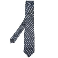 Boss Hugo Boss - spotted tie - men - シルク/アセテート/トリアセテート - ワンサイズ