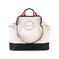 Sonia Rykiel - Le Sailor oversize tote - women - コットン/ナイロン - ワンサイズ