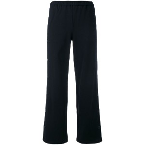 Vis A Vis - wide leg trousers - women - コットン/レーヨン - 3