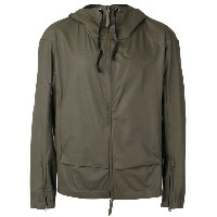 Premiata - hooded jacket - men - カーフレザー - 48