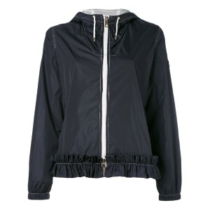 Fay - hooded bomber jacket - women - ポリアミド - S