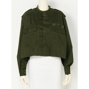 MIRROR OF Shinzone ARMY JACKET シンゾーン【送料無料】