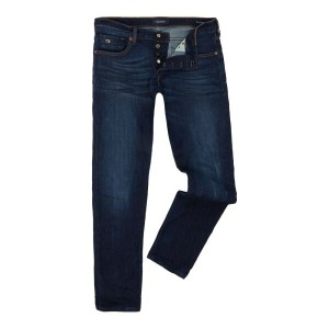 スコッチ&ソーダ メンズ ボトムス ジーンズ【Scotch & Soda Ralston Beaten Track Jeans】Denim Mid Wash