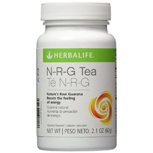 (Herbalife) HERBALIFE NRG NATURE S RAW GUARANA POWDER TEA 2.1 OZ